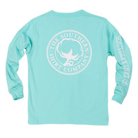 Southern Shirt Co - Youth Seaside Logo L/S
