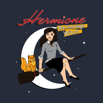 Hermione the Teenage Witch