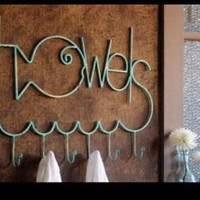 Unique Towel Racks | Easy Home Concepts