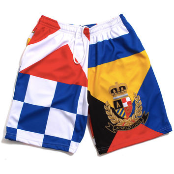 Regatta Basketball Shorts Multi