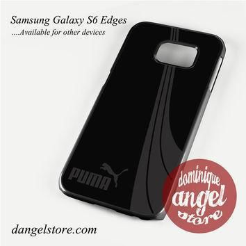 black puma phone case for samsung galaxy s3 s4 s5 s6 s6 edge s6 edge plus  number 1