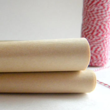 Kraft Brown Tissue Paper, 25 Sheets