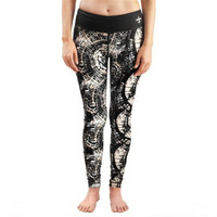 New Orleans Saints Women's Official NFL Thematic Leggings