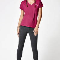 Puma Elevated Sporty V-Neck T-Shirt at PacSun.com