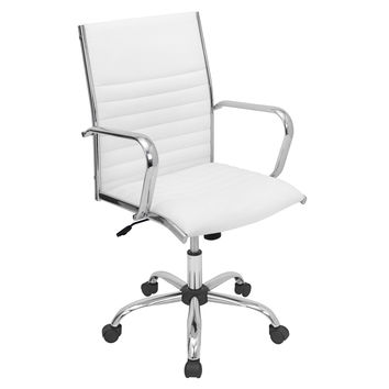 Master Office Chair White