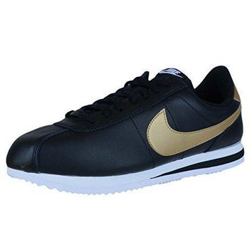 Nike Men's Cortez Basic Leather Casual Shoe