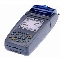 Alliance Bankcard Services Nurit 8000 / 8020 Credit Card Terminal