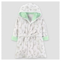 Baby Giraffe Robe - Just One You™ Made by Carter's® Gray