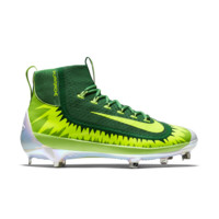 Nike Air Huarache 2KFilth Mid Fireworks Men's Baseball Cleat