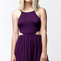 LA Hearts Goddess Cutout Fit & Flare Dress at PacSun.com