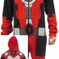 Deadpool One Piece - Costume