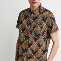 Chevron Tribal Print Shirt