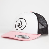 Volcom Take Your Pick Womens Hat Light Pink One Size For Women 25568838001