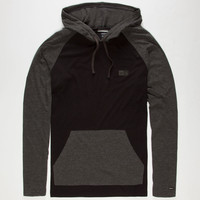 RVCA Graham Mens Lightweight Hoodie 218592100 | Lightweight Hoodies