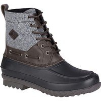 Men's Decoy Wool Duck Boot in Grey by Sperry - FINAL SALE
