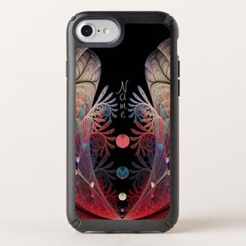 Jonglage Abstract Modern Fantasy Fractal Art Name Speck iPhone Case