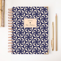 2018 Classic Planner – Navy Blue