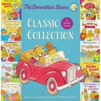 The Berenstain Bears Classic Collection - Walmart.com