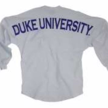 Duke University Collection of Gifts - Duke Spirit Jersey.
