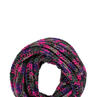 Jessica Multi Yarn Chunky Knit Snood