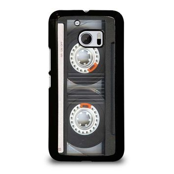 RETRO CASSETE TAPE  HTC One M10 Case Cover