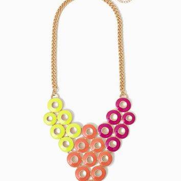 Rings of Mod Necklace | Fashion Jewelry | charming charlie