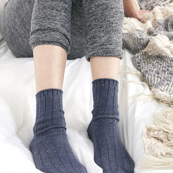 Marled Boot Socks 2-Pack | Wet Seal