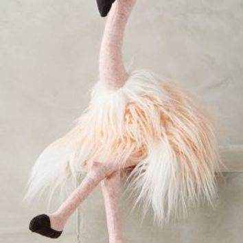 Flavia Flamingo by Anthropologie in Pink Size: One Size Gifts