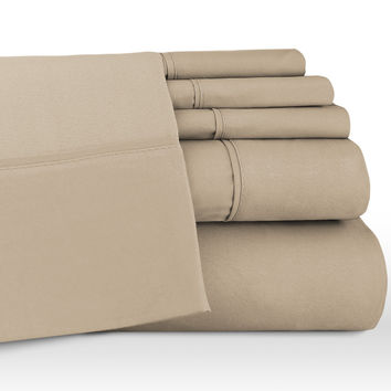 Bora Bora Bamboo Bed Sheets
