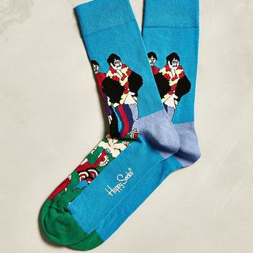 Happy Socks X Beatles Pepperland Sock | Urban Outfitters