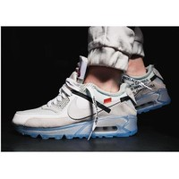 OFF-WHITE x Air Max 90 (Tmall ORIGINAL)