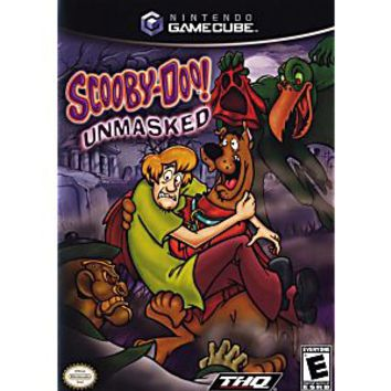 Scooby Doo Unmasked Gamecube Game