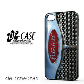 Truck Peterbilt DEAL-11410 Apple Phonecase Cover For Iphone 4 / Iphone 4S