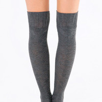 Thigh High Time Sock $18