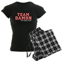 Team Damon Pajamas on CafePress.com