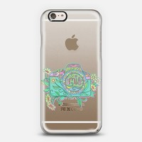 Smile for the Camera iPhone 6 case by Micklyn Le Feuvre | Casetify