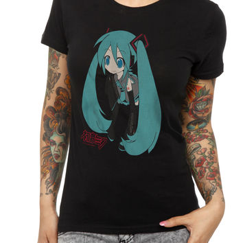 Hatsune Miku Kawaii Girls T-Shirt | Hot Topic