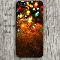 Christmas ball colorful iphone 6 6 plus iPhone 5 5S 5C case Samsung S3,S4,S5 case Ipod Silicone plastic Phone cover Waterproof