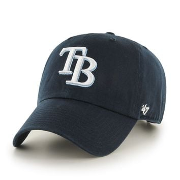 Tampa Bay Rays Fan Style Adjustable Hat