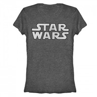 Star Wars Junior's - Movie Logo T-Shirt