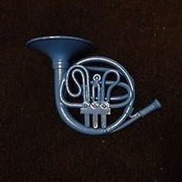 How I Met Your Mother Miniature Blue French Horn