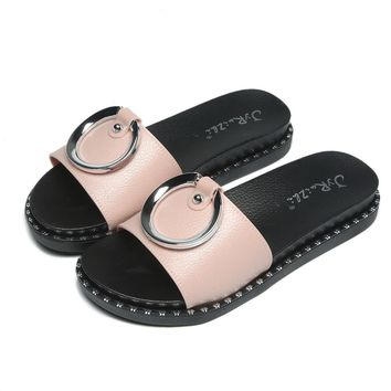 Spring/Summer Collection/Women/Girls/Baby   Women 2018 Fashionable Casual Wedge Sandals