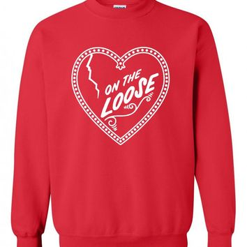 "Niall Horan ""On The Loose Heart"" Crew Neck Sweatshirt"