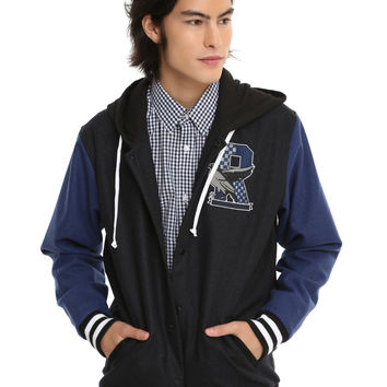 Harry Potter Ravenclaw Varsity Jacket