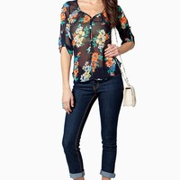 Soft Bloom Top