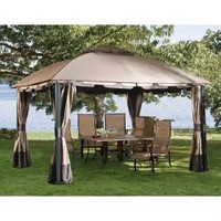 Sunjoy Meadowbrook 12 ft. x 10 ft. Gazebo