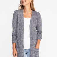 Open-Front Long-Line Sweater for Women | Old Navy