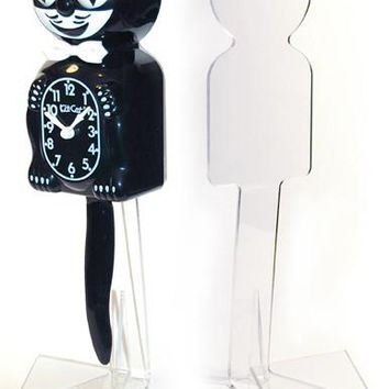 Mini Size Kit Cat Clock Stand