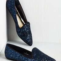Luxe Pick of the Glitter Flat