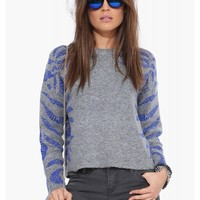 Joa High Fashion Sweater Top